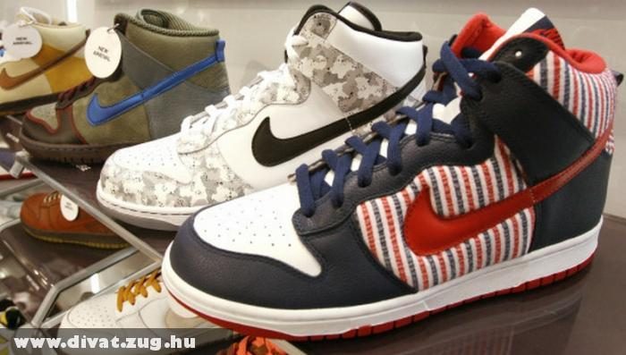 Nike cipõk