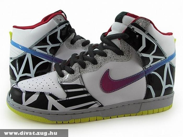 Sokszínû Nike cipõ