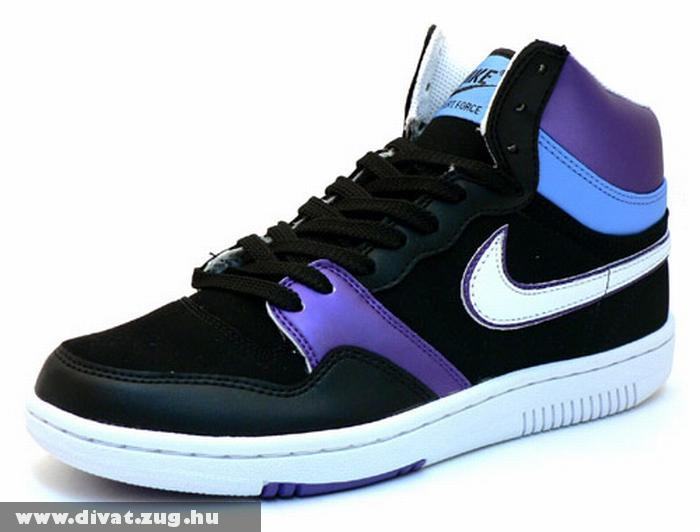 Fekete Nike férfi cipõ