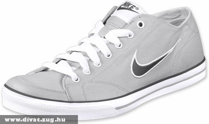 Szürke Nike cipõ