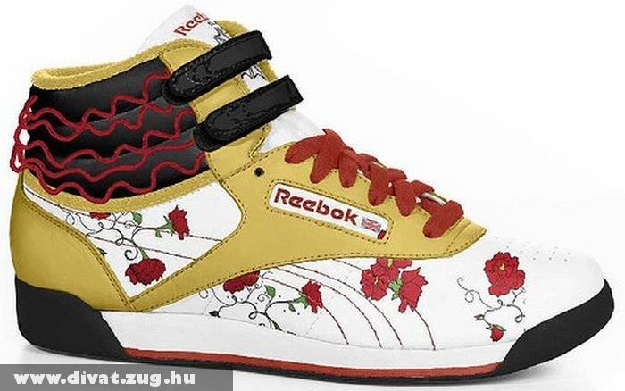 Reebok Freestyle World Tour