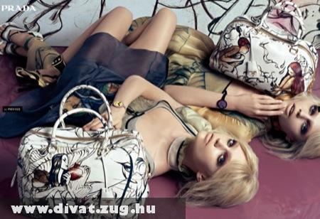 Lányok és az 1 milliós Prada táskák
