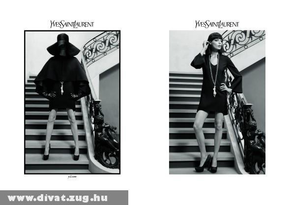 Yves Saint Laurent, Fashion 2010