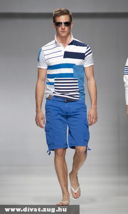 Laza nyári viselet