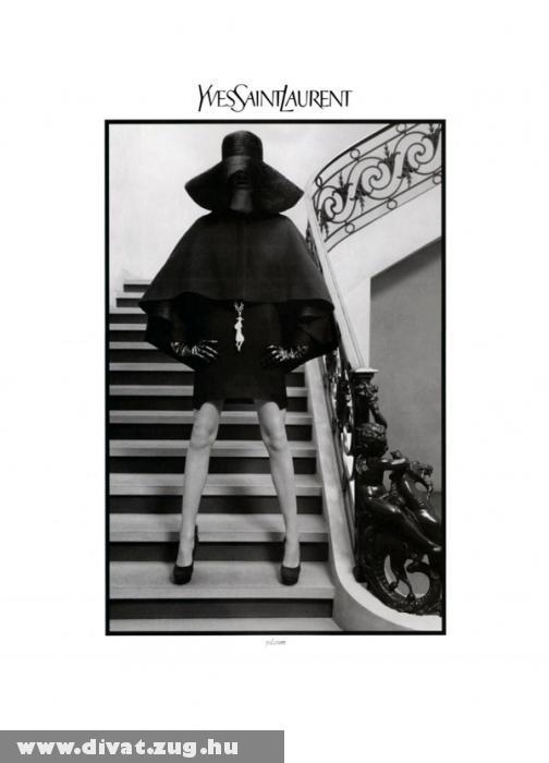 Yves Saint Laurent: Haláli fekete