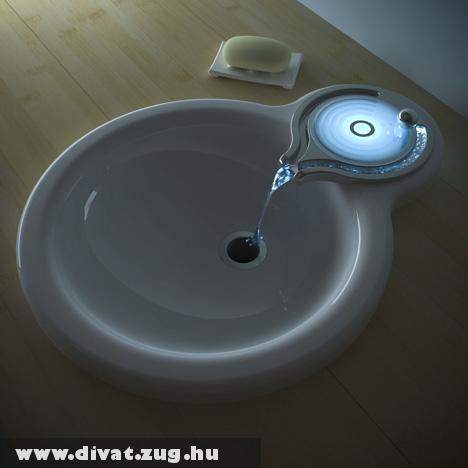 Divatot teremt majd az új mosdó?