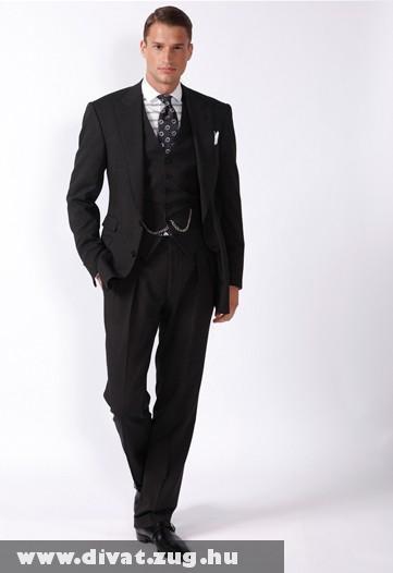 Egymilliós Ralph Lauren öltöny