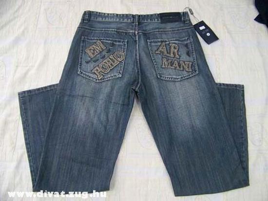 Armani Jeans farmer