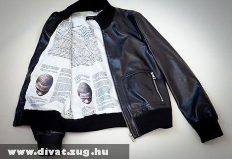 Olvass Gucci kabátból
