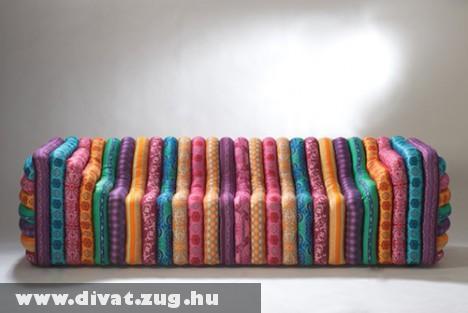Az új Versace kanapé