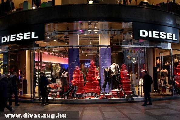Diesel Milánóban