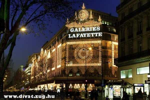 Itt vásárolhatunk Párizsban