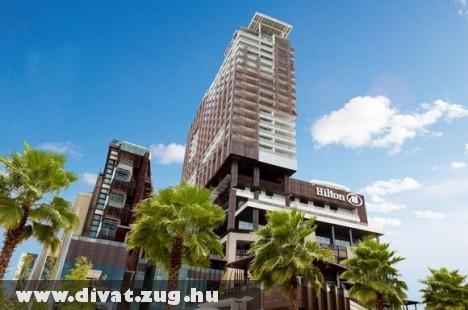 Új generációs szálloda