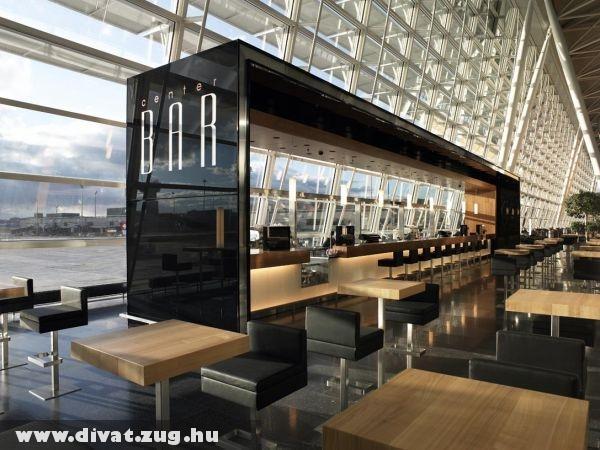 Zürich Airport: Divatos és modern