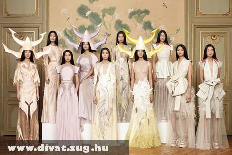 Givenchy 2011 nyári kollekció