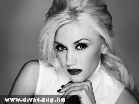 Gwen Stefani a L'oreal Parizs új arca
