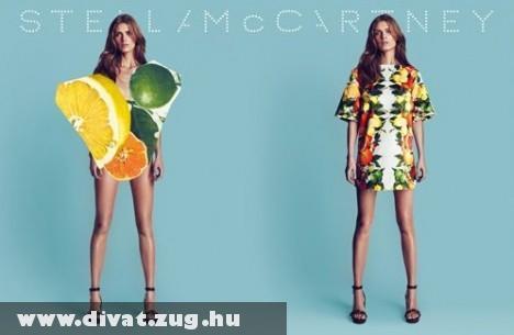 Stella McCartney gyümölcsös kollekciója