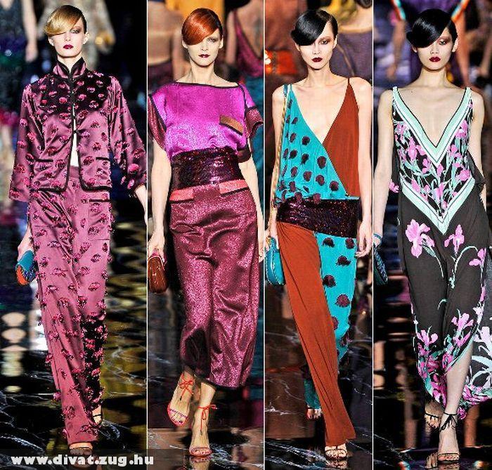Louis Vuitton kollekció tavaszra