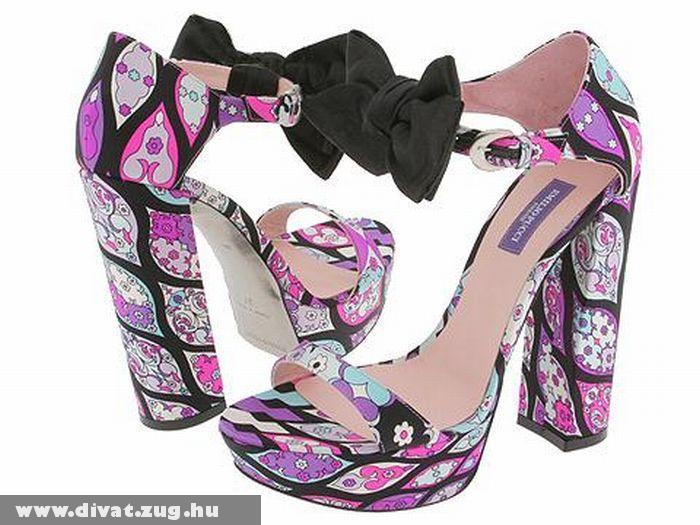 Emili Pucci cipõ