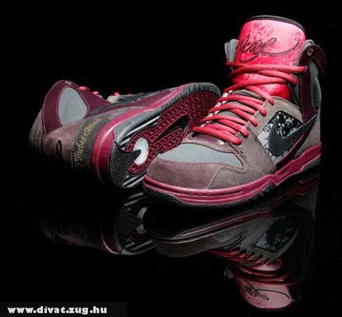 Magasszárú Nike