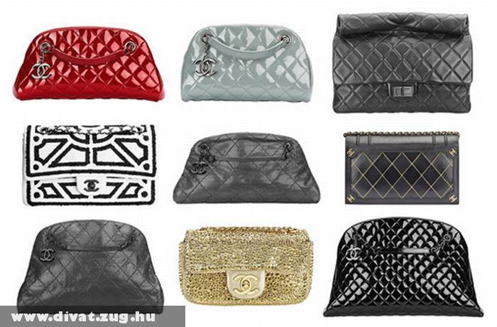Chanel táskák 2011-ben