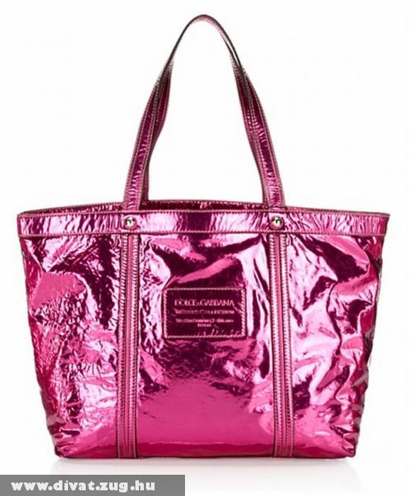 Pink dolce táska