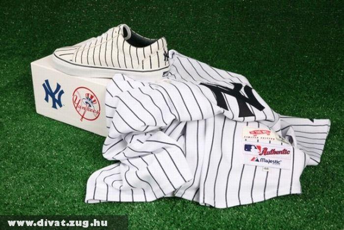 NY Yankees szett a Vans-tõl