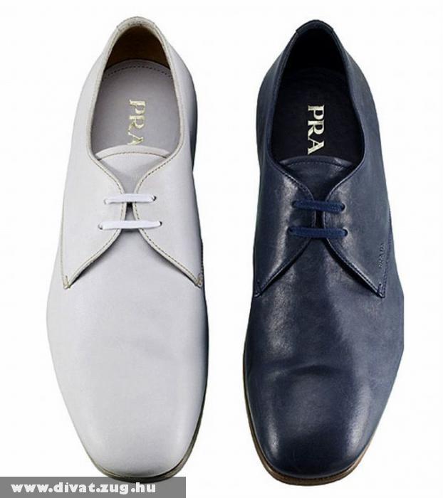 2011-es Prada férfi cipõk