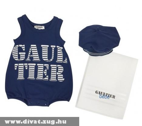 JPG-Gaultier: Egy kis luxus kisbabáknak is