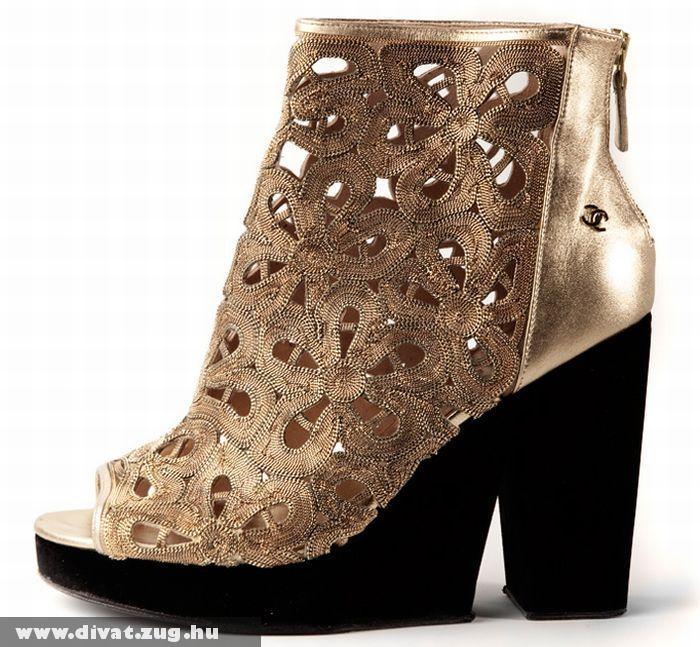 Chanel cipõ