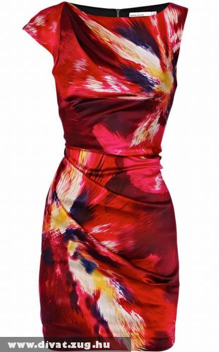 Karen Millen tribal ruha