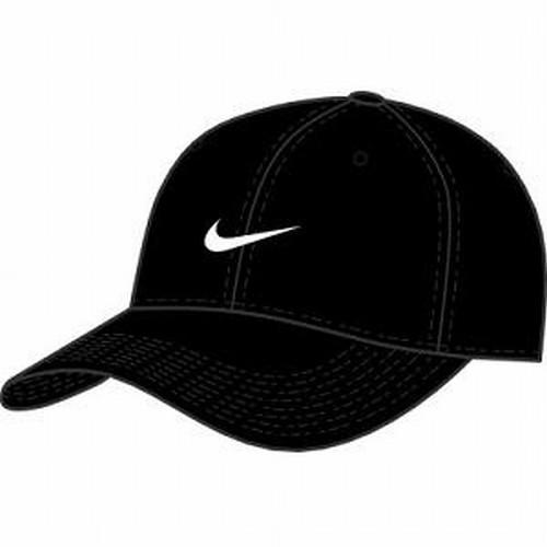 Fekete Nike baseballsapka