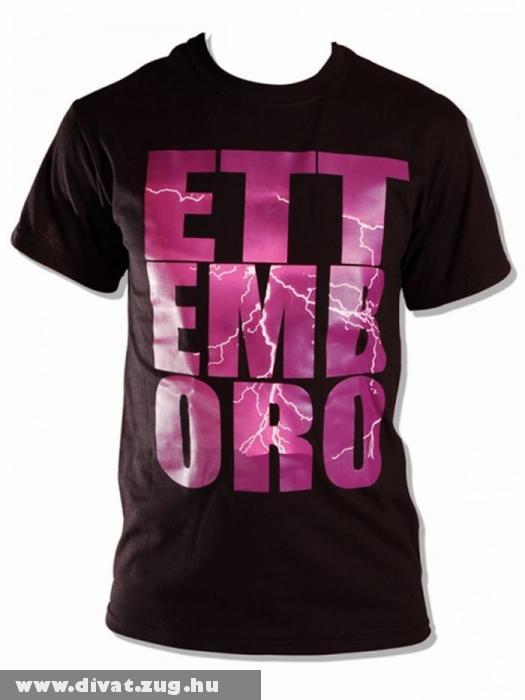 Ettemboro Thunder Logo póló