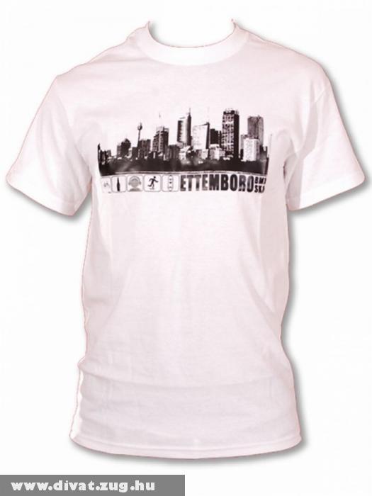 Ettemboro Borocity Logo póló