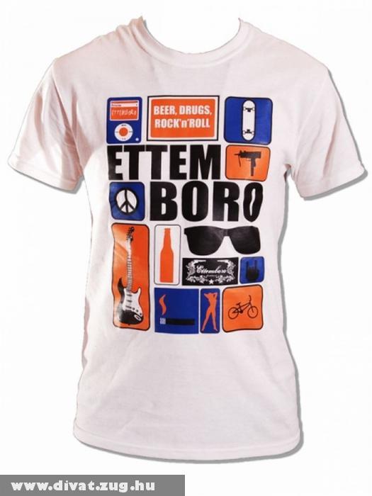 Ettemboro Things Logo póló