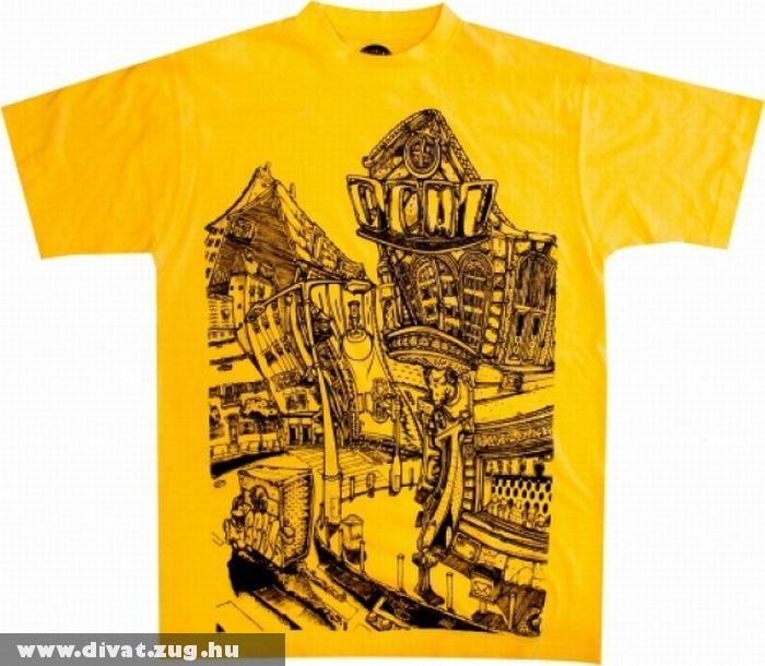 GCML City/sárga
