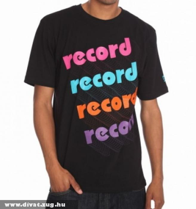 RECORD Broadway póló