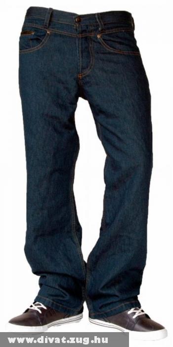 Tyra Jordan kék/sárga nadrág