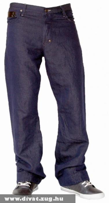 Tyra Damien kék nadrág