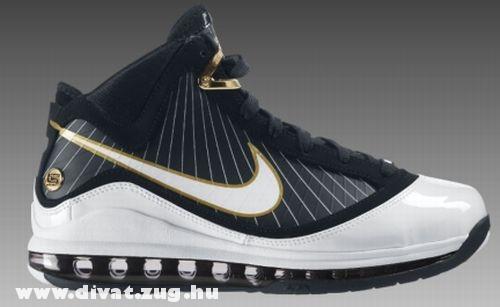 Nike fekete-fehér cipõ