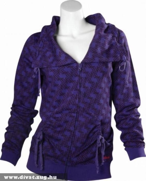 Etnies Jude cipzáras kapucnis pulóver