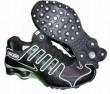 Nike fekete-zöld cipõ