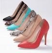 Tavaszi elegáns cipők