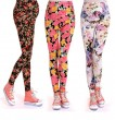 Trendi virágmintás nadrágok