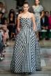 New York Fashion Week 2016 - Kockás estélyi