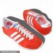Piros retro Adidas