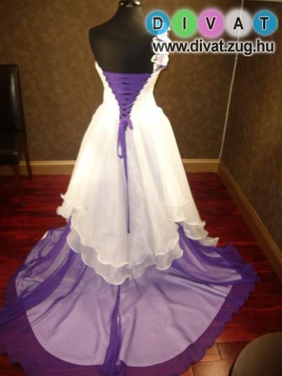 7fdcecb624 ... ruha is lila? A mai világban már semmi sem elképzelhetetlen egy esküvőn.  Szerző: admin ...